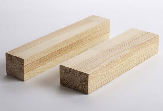 โครงสร้างบ้านไม้