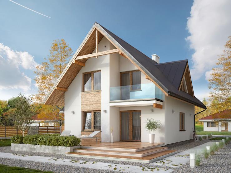 แปลนบ้านสองชั้นสวย