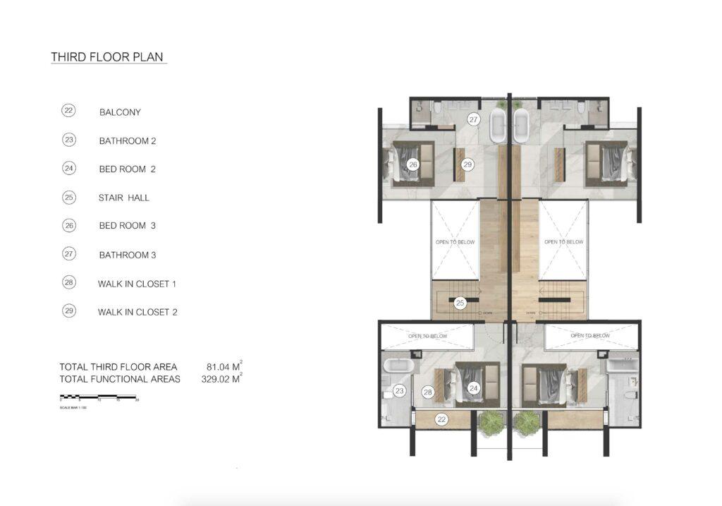 Master Plan & Floor Plan