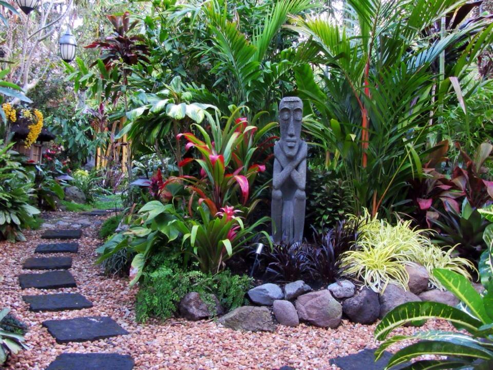 diyสวนหลังบ้านให้เป็นพื้นที่พักผ่อน