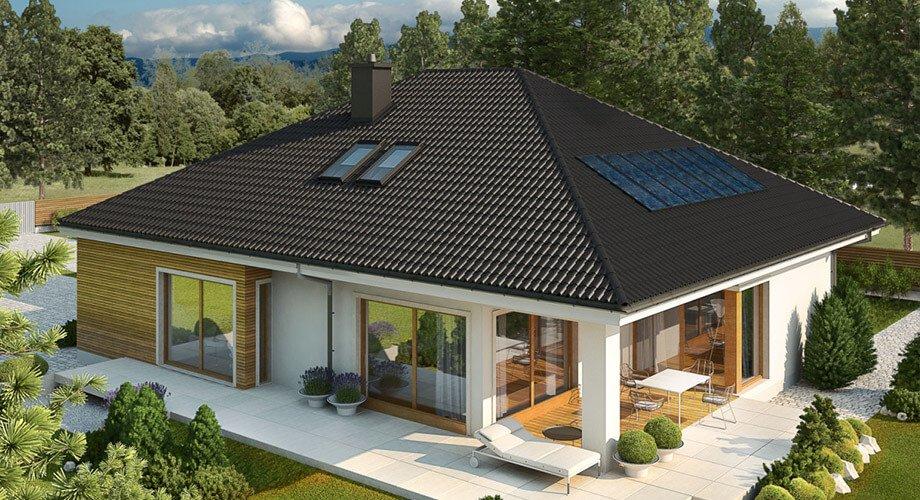 Panya style house