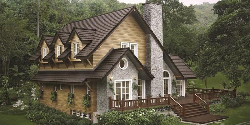 บ้านสไตล์ร่วมสมัย