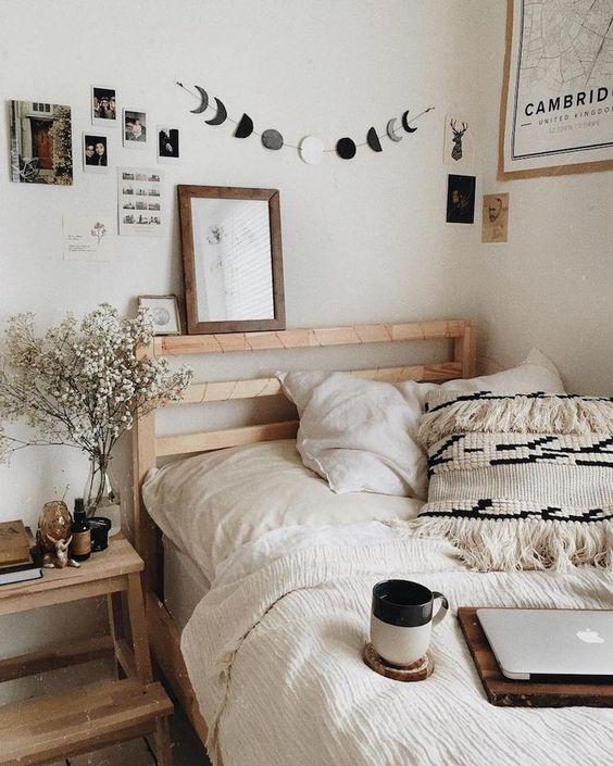 แต่งห้องนอนวินเทจสวยหรูน่าอยู่