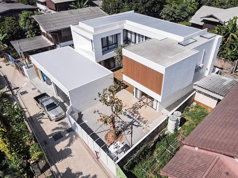 box house
