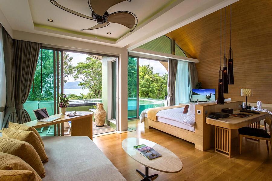 villa phuket beachfront